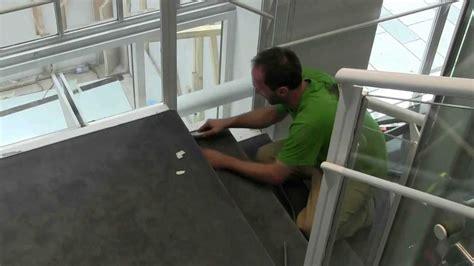 teppich roller teppichstufen stufen mit teppichboden