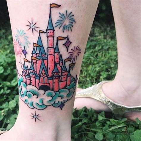 safe house tattoo best 25 disney castle ideas only on