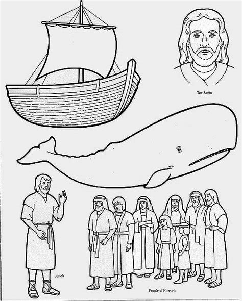 jonah preached coloring page best photos of story of jonah and nineveh jonah goes to