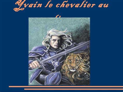 le chevalier au lion 2745331159 yvain