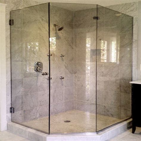17 Best Images About Bathroom Ideas On Pinterest Glass Bathroom Shower Glass Doors