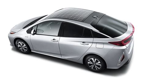 Home Design Shows Australia by Next Generation Toyota Prius Has Solar Roof For Europe Japan