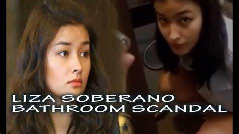 sex bathroom vedio liza soberano bathroom scandal liza soberano inday laundry youtube