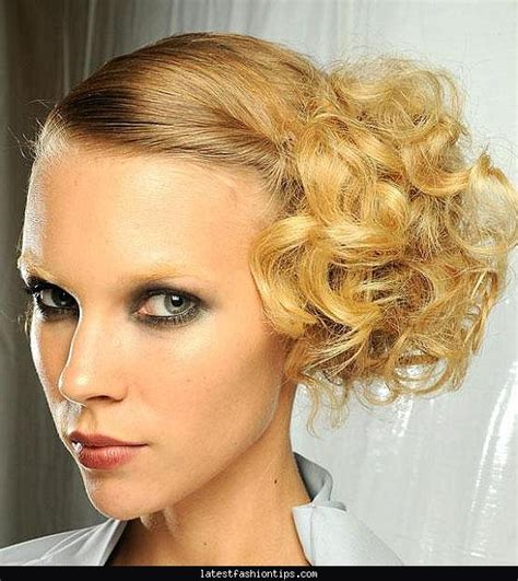 try haircuts on my picture curly hairstyles updos easy latestfashiontips com