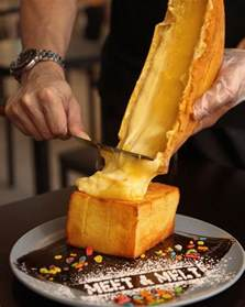10 raclette cheese dishes you can get without the risk of social media drama eatbook sg