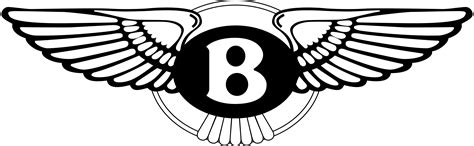 bentley logo black bentley logos download