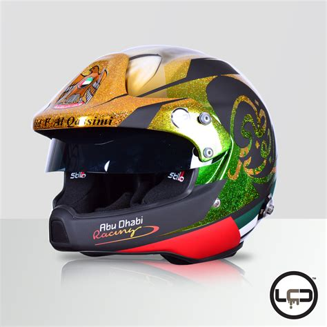 helmet design rally stilo zero wrc abudhabi citroen racing wrc team lcd