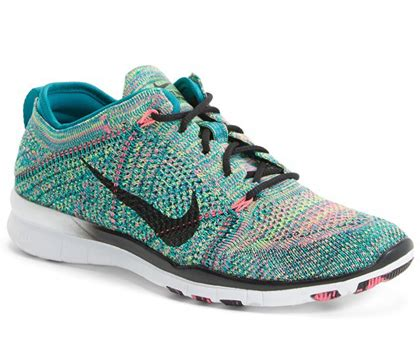 Nike Free Tr Fit Flyknit 5 0 nike free flyknit 5 0 tr shoe everything turquoise