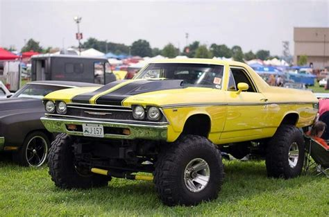 el camino lifted lifted el camino big trucks pinterest el camino