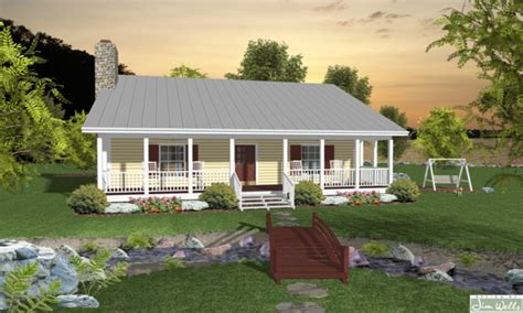 Small House Plans With Porch | small house plans with porches small house plans with loft