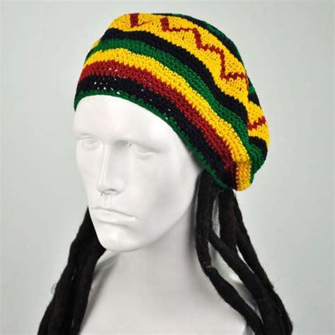 with dreadlocks rasta imposta rasta tam with dreadlocks novelty hats view all