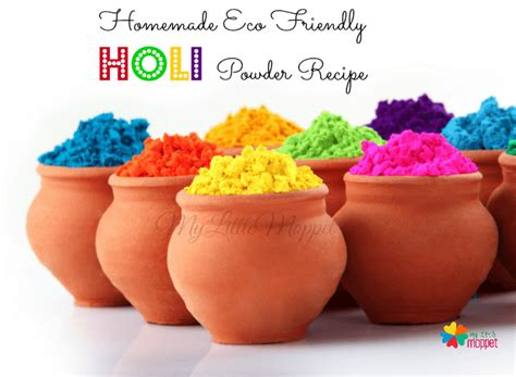 Diwali Home Decoration Idea 7 eco friendly homemade holi color powder recipe my