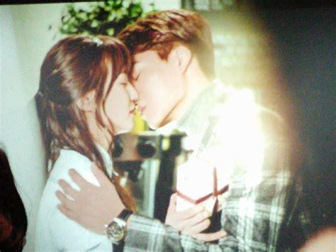 film kai exo choco bank other exo kai s kissing scene for choco bank celebrity