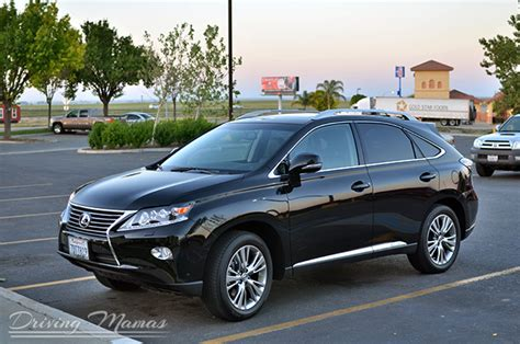 2014 lexus rx450h hybrid suv review the 6 hr family road