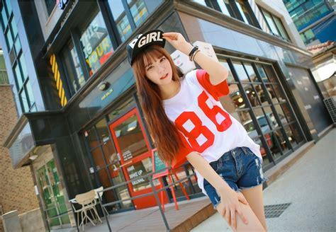 imagenes chicas urbanas moda coreana modelos de ropa urbana para chicas en este