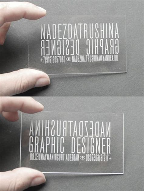 Alternative Uses For Business Cards