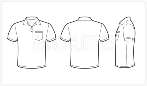 polo design template 18 vector black pocket shirt images shirt pocket