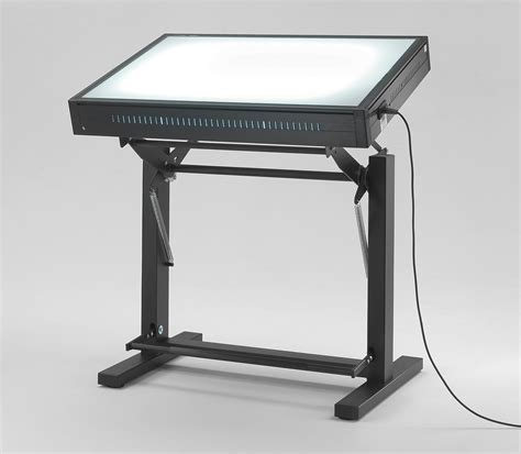 Drafting Table Light Light Tables And Light Boxes For Designer And Architect Emme Italia