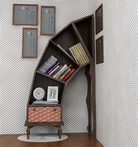 unusual shelving 20 cool decorative shelving ideas hative
