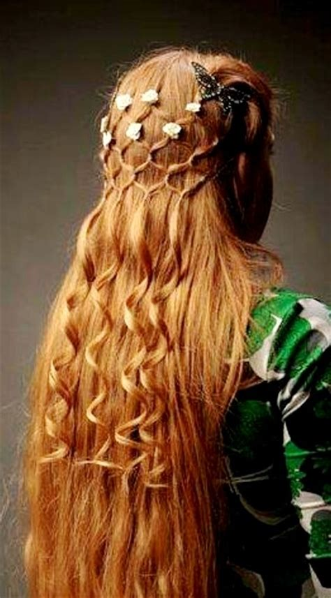 Impressive Renaissance hairstyles!   The HairCut Web
