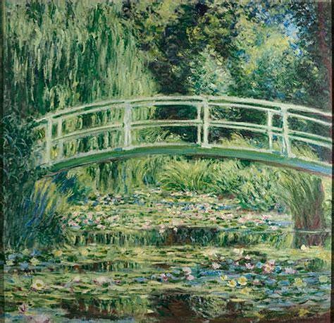 giardino delle ninfee cultural corner claude monet la luce dell impressionismo
