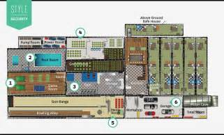 Bowling Alley Floor Plans bunker builders anticipate lucrative trumpocalypse pret