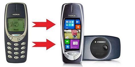 Nokia 3310 Model Baru nokia terbaru 3310 berkamera 41 megapiksel top lintas