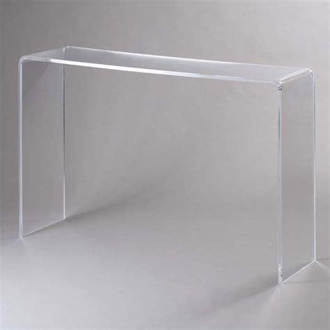 scrivanie plexiglass tecnica prezzi scrivanie in plexiglass