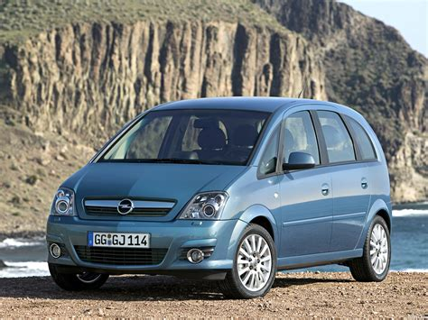 Fotos De Opel Meriva Facelift 2006