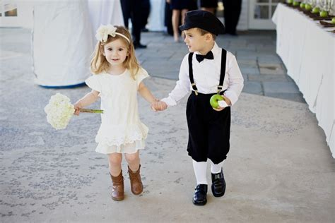 ideas for the ring bearer rooted in