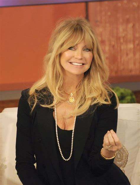 hairstyle goldie hawn what goldie hawn taught me about aging fisher