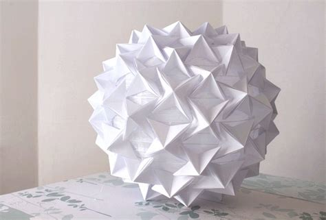 How To Make A Origami Lantern - how to make a stunning designer look origami paper lantern
