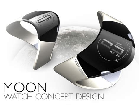design concept watches spacey moonwatch yanko design