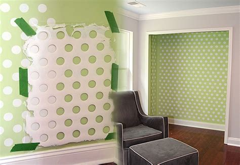 how to paint polka dots on bedroom walls cool cheap but cool diy wall art ideas for your walls