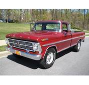 1968 Ford F250  For Sale To Buy Or