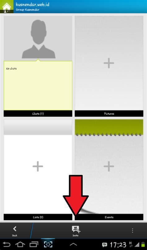 buat kartu nama bbm langkah cepat membuat grup bbm di android dan ios kusnendar