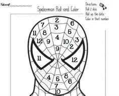 printable spiderman activity sheets 1000 images about preschool spiderman on pinterest