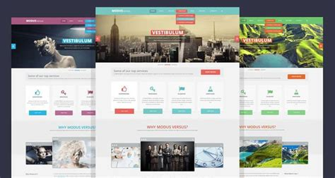 50 Free Web Design Photoshop Psd Templates Photoshop Website Templates