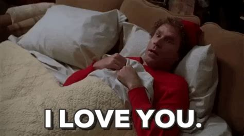 will ferrell wine movie i love you elf gif find share on giphy