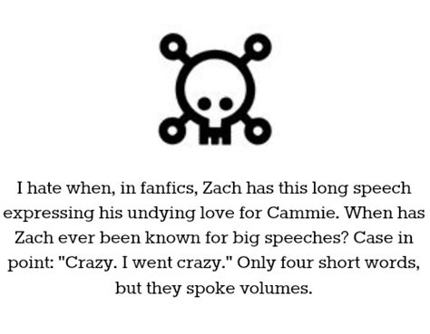 Zammie Or Fanfic Mb Fangirl Quotes Quotesgram