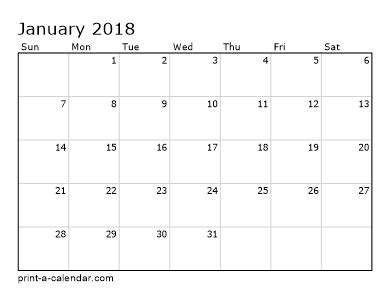 make your own 2018 calendar free 2018 blank calendar pdf toreto co