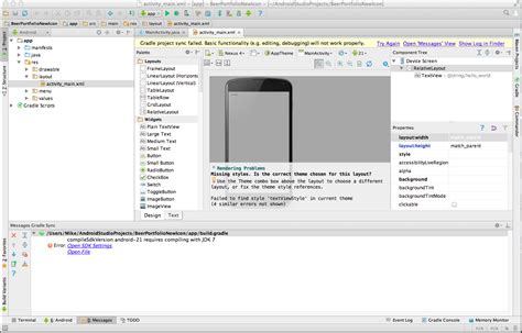 android studio gradle gradle project sync failed on android studio