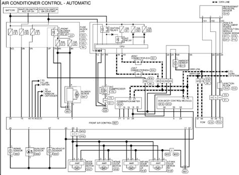 automobile air conditioning service 2010 nissan altima engine control nissan altima ac wiring diagram 28 images nissan altima fuel fuel filter i cheked all fuses