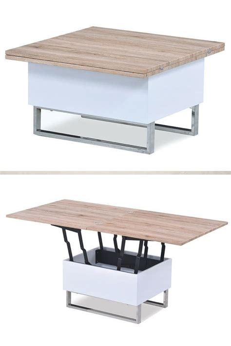 table basse transformable le top10