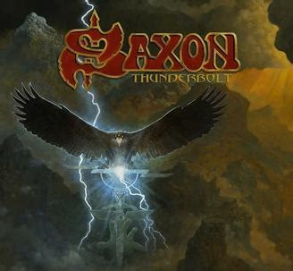 saxon album wikipedia thunderbolt saxon album wikipedia