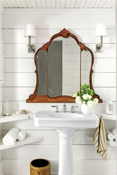 bathroom sink with mirror mirror mountain cottage and tennessee on