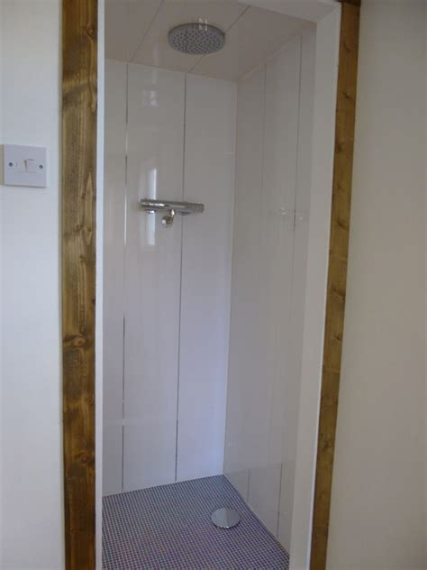 Grid Shower by How Does A Fully Grid Tiny House Cabin Work Tiny