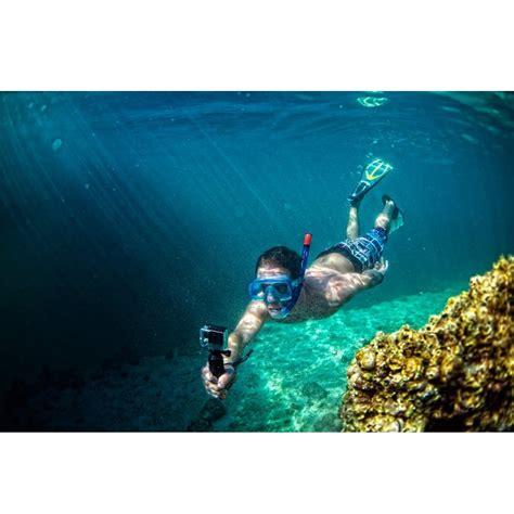 Dive Buoy Floating Monopod For Gopro Xiaomi Yi Blue dive buoy floating monopod for gopro