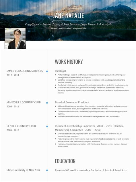 visual resume templates pdf cv templates professional curriculum vitae templates