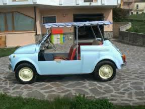 Fiat Jolly Price 1963 Fiat 500d Spiaggina Jolly Cabriolet For